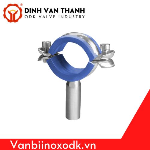 Clamp Kẹp Ống inox 316L
