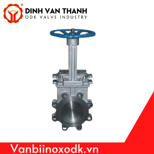 Van Cổng Dao Inox