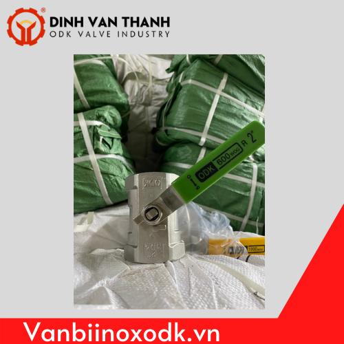 Van Bi Inox 316 ODK-01
