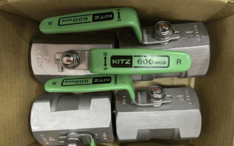 bi inox KITZ có ưu điểm là độ bền cao, khả năng vận hành đóng mở nhanh