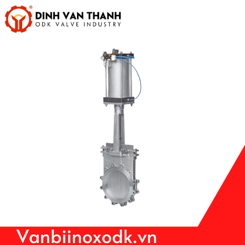 Van Dao Inox Khí Nén
