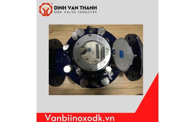 Đồng hồ đo lưu lượng nước thải của Đỉnh Vạn Thành