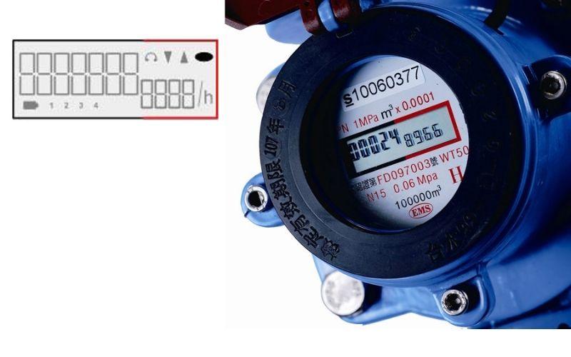 Đồng hồ lưu lượng nước thải ems điện tử