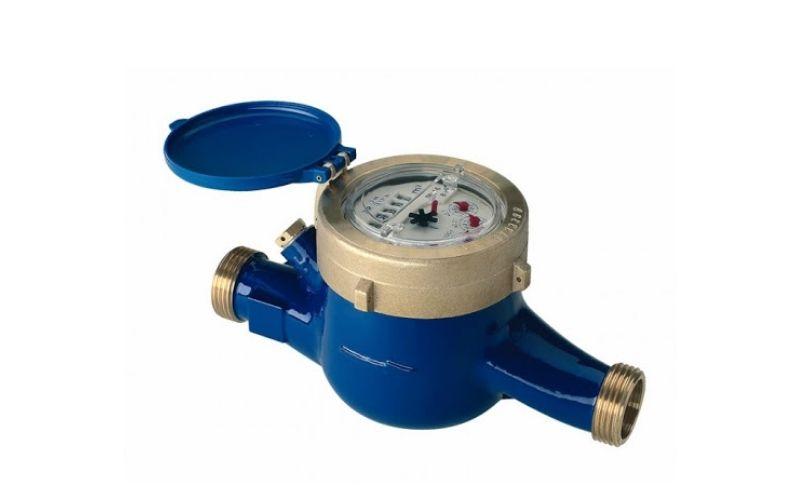 Đồng hồ nước DN25 được làm trên dây truyền hiện đại của Đức, đạt chất lượng an toàn cao