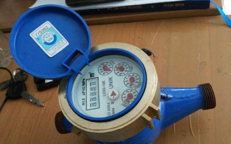 Đồng hồ đo nước DN90 được sản xuất trên dây truyền công nghệ Châu Âu và đạt chất lượng cao