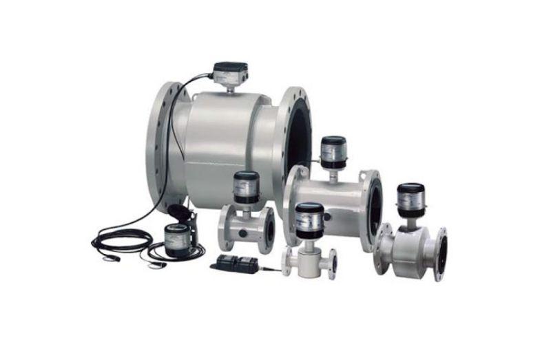 Lưu lượng kế sitrans fm mag 8000 phù hợp cho các ứng dụng phân phối truyền tải trong ngành nước