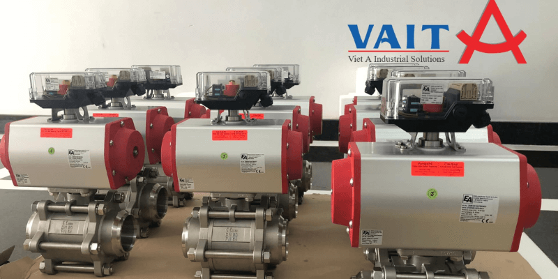 Việt Á là nhà cung cấp, phân phối các thiết bị van công nghiệp cùng dịch vụ kỹ thuật uy tín