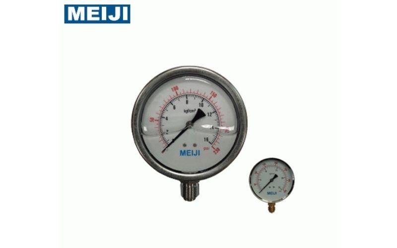 Thương hiệu đồng hồ đo lưu lượng nước nổi tiếng Meiji đến từ Malaysia