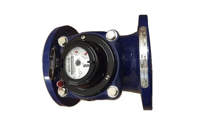 Đồng hồ nước Merlion
