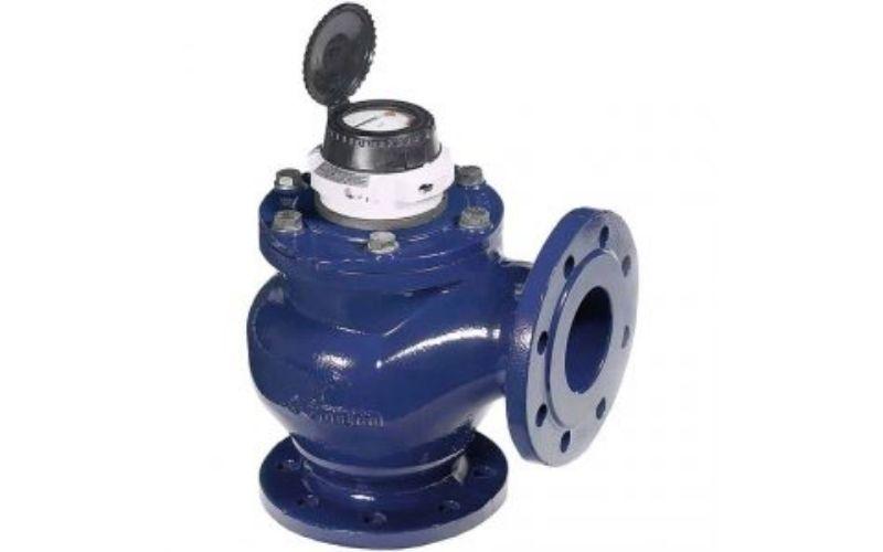 Đồng hồ nước Sensus 620 nối ren có độ bền cơ học cao, khả năng chịu quá tải tốt