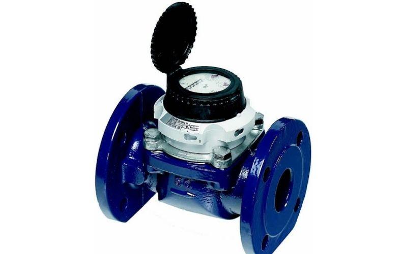 Đồng hồ nước Sensus DN100 đo lưu lượng cho kết quả chính xác và ổn định