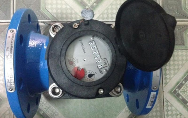 Powogaz được sử dụng cho việc đo các loại nước thô, nước qua xử lý đạt tiêu chuẩn xả thải nước