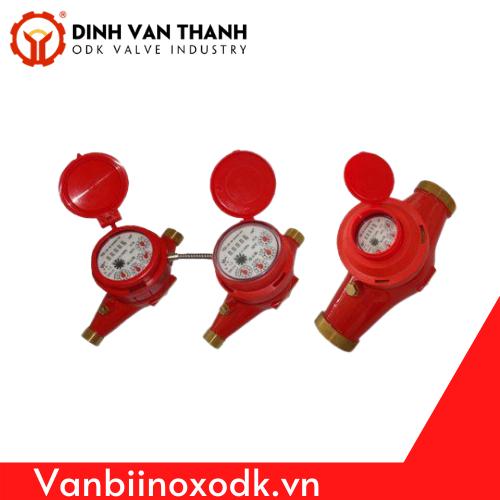 Đồng hồ đo nước nóng