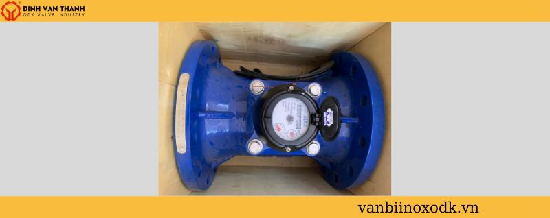 Đồng hồ đo nước Pmax