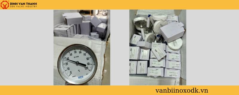 Đồng hồ đo áp