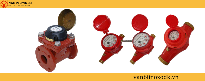Đồng hồ nước sensus