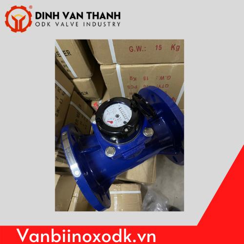 Đồng hồ đo nước thải Ksun