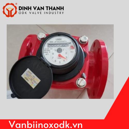 Đồng hồ nước nóng Unik-01