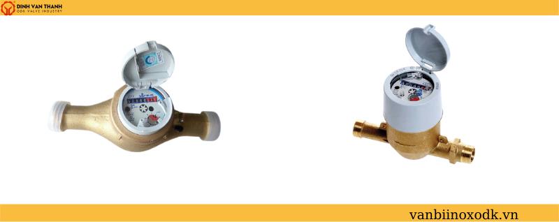 Đồng hồ nước sensus dn25 lắp ren