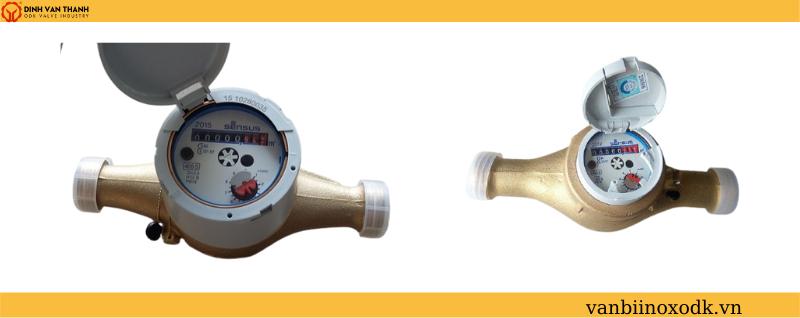 Đồng hồ nước sensus 405s nối ren