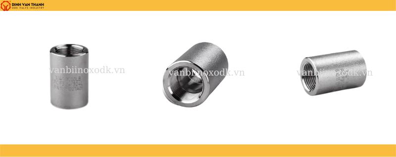 Măng xông hai đầu ren áp lực A182 F304 CL3000